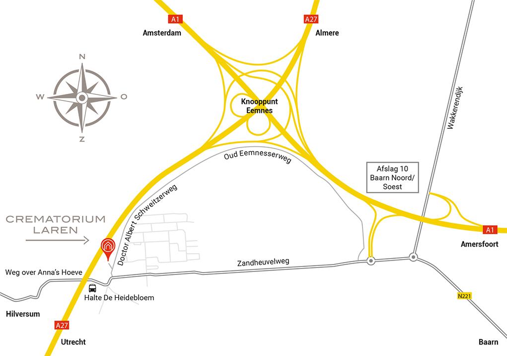Google Maps afbeelding